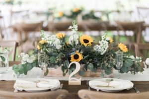 South Florals DIY Wedding