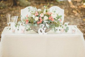 Vintage Romance Wedding Florals - South Florida Wedding Florist - Chris Sosa Photography