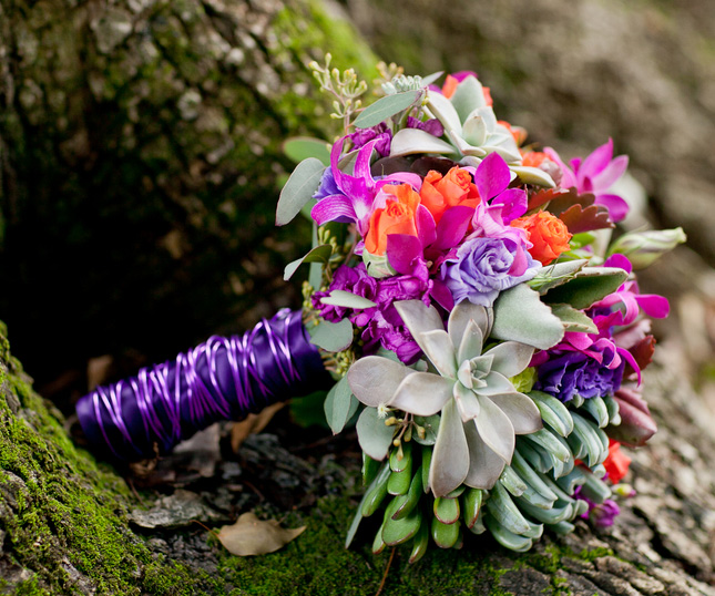 Tropical Wedding Flowers - South Florals Weddings and Events